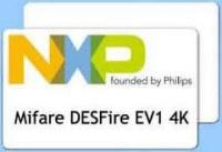 DESFire EV1 4k - Mifare DESFire EV1 D41(NXP)  4K