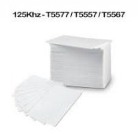 T5577-Car - Carte RFID ATMEL T5567 / T5577