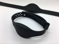 EM4102_WR15-N - Bracelet en silicone noir
