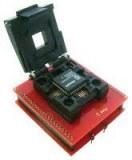 210911 - Adaptateur Galep, DIL-44 => PLCC-44