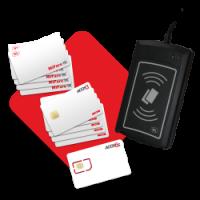 ACR1281U-C1-SDK - Lecteur Smart Card DualBoost II avec SDK