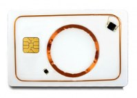 Carte Combi - Double/Triple Technologie - Puce + RFID