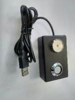 TMR100-USB - Lecteur clé Dallas Magnétique/ Non magnétique, Emulation clavier