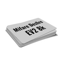 DESF-EV2-8K-CA - MIFARE DESFire EV2 - 8K