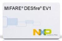 DESFire EV1 2k - Mifare DESFire EV1 D21(NXP)  2K