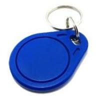 EM4102_FOB27_B - Porte-clés EM42102/4200 FOB27 bleu