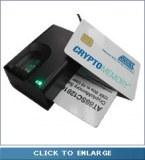 FS82HC - Lecteur biométrique + carte à contact puce