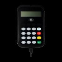 APG8201-B2 - Lecteur de carte à puce avec clavier numérique et afficheur LCD